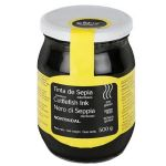 """Squid"" Ink in Jar, 500g (Cuttlefish Ink)"